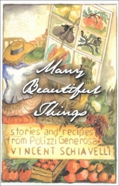 The cover of Vincent Schiavelli's book, Many Beautiful Things