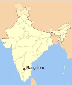 Bangaloremap